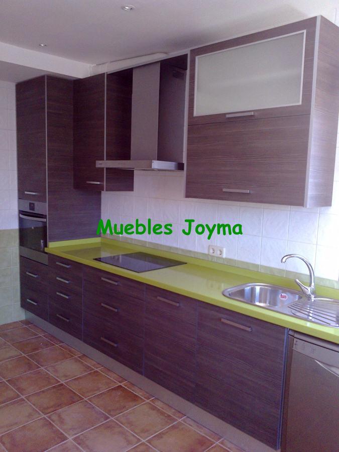 Foto: Pino Chamonix de Muebles de Cocina Joyma #462043 - Habitissimo