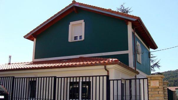 Foto pintado de fachada de taller de pintura decoastur - Pintado de fachadas ...