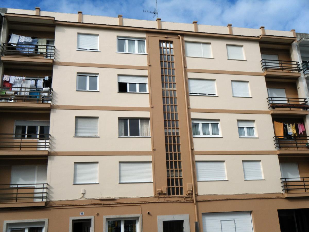 Foto pintado fachadas de urbanizacion de pinturasrafa - Pintado de fachadas ...