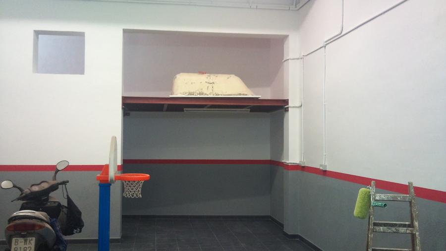 Foto pintar garaje de pinturas vico 669501 habitissimo - Pintura de garaje ...