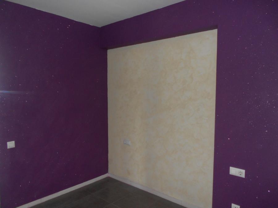 Foto pintura arena con lila con pulpurina de - Pinturas arenas granada ...