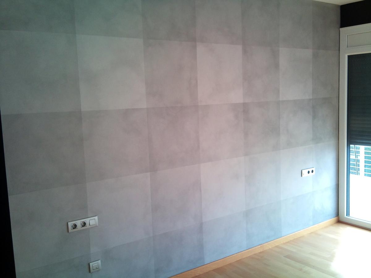 Pintura artística en suite