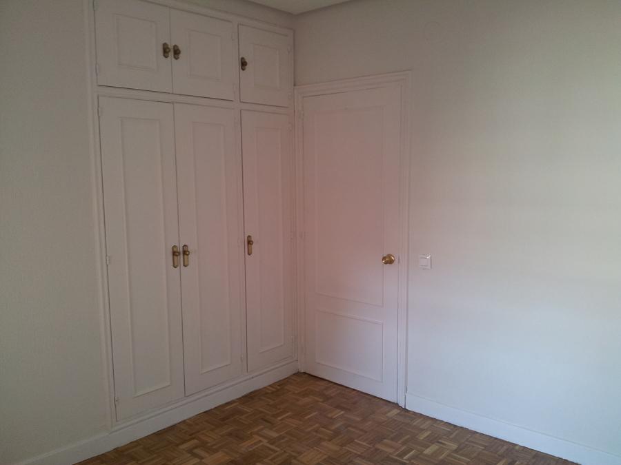 Pintura de armarios empotrados