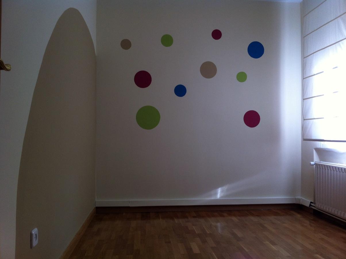 Foto pintura de habitacion infantil de pindecor c b - Pinturas habitacion infantil ...