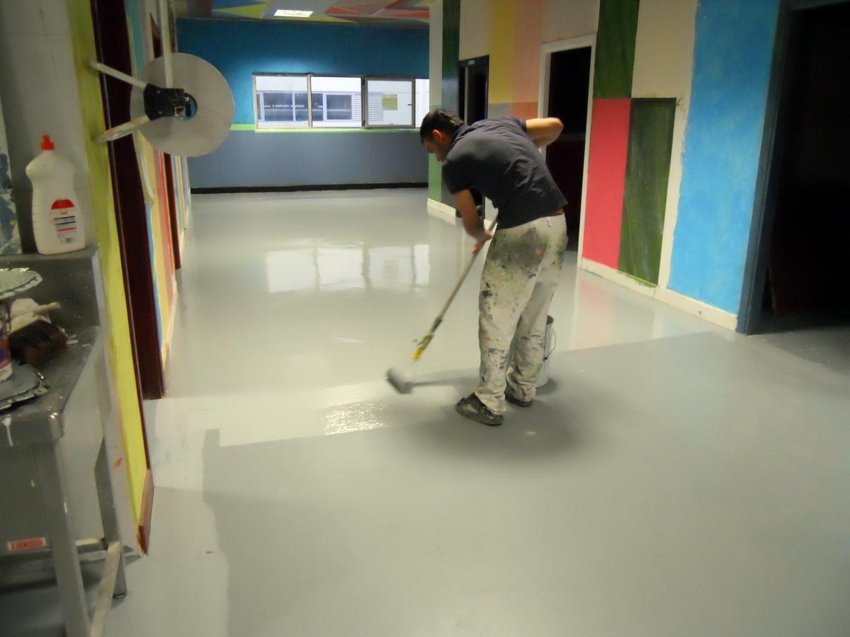 Foto pintura de suelos de pinturas salda a 277147 - Pintura de suelos ...