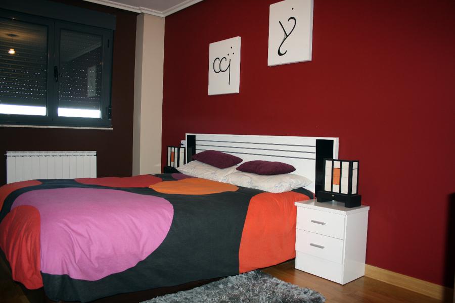 Foto pintura en habitacion plastico liso de decco gama - Pintura para habitacion ...