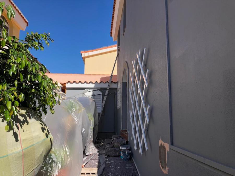 pintura exterior de fachada vivienda adosada 3.JPG