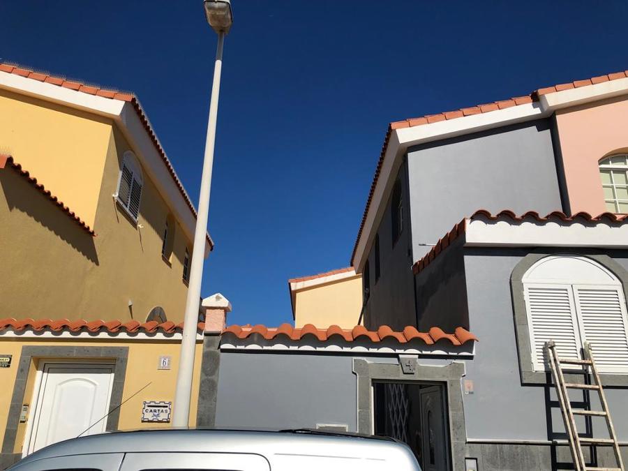 pintura exterior de fachada vivienda adosada 4.JPG