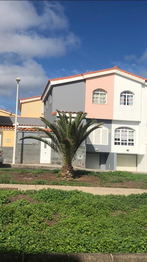 pintura exterior de fachada vivienda adosada 6.JPG