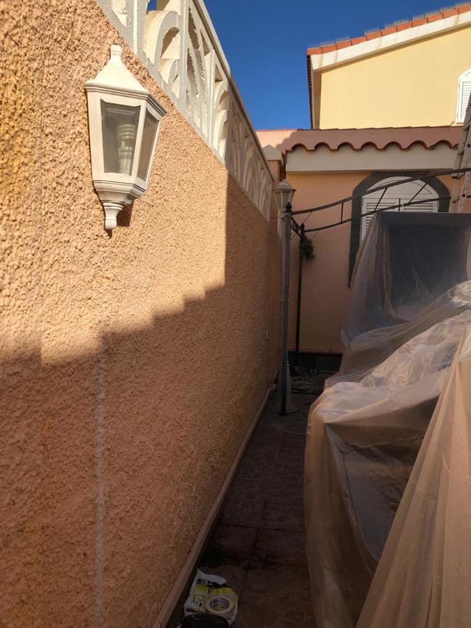 pintura exterior de fachada vivienda adosada 8.JPG