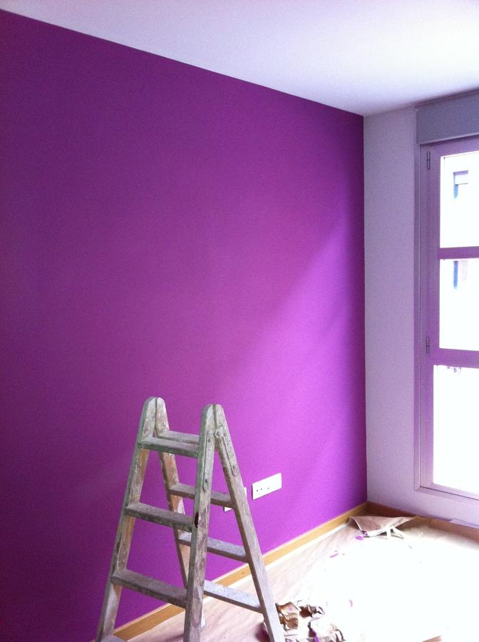 Foto pintura interior de pinturas luis 551320 habitissimo - Pintura de interior ...