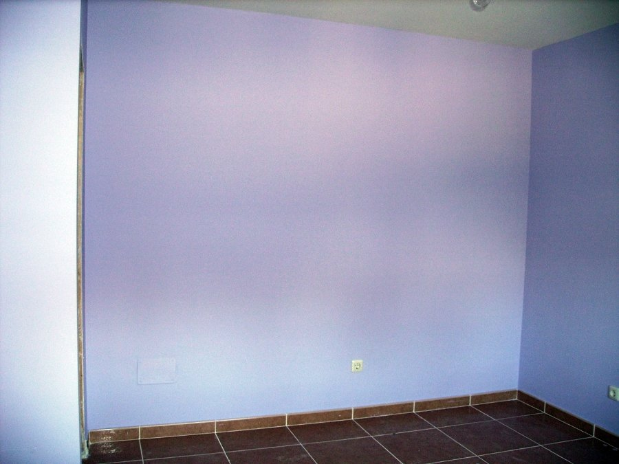 Pintura lisa plastica interiores