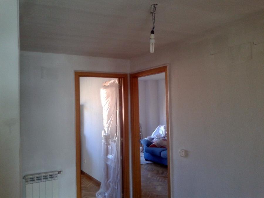 Foto pintura piso completo en tres cantos de baco - Presupuesto amueblar piso completo ...