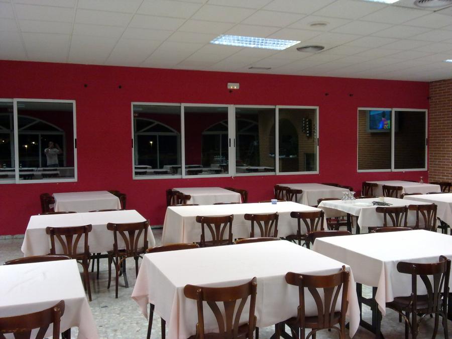Foto Pintura Restaurante 2012 De Omm Pintura Y Decoracion