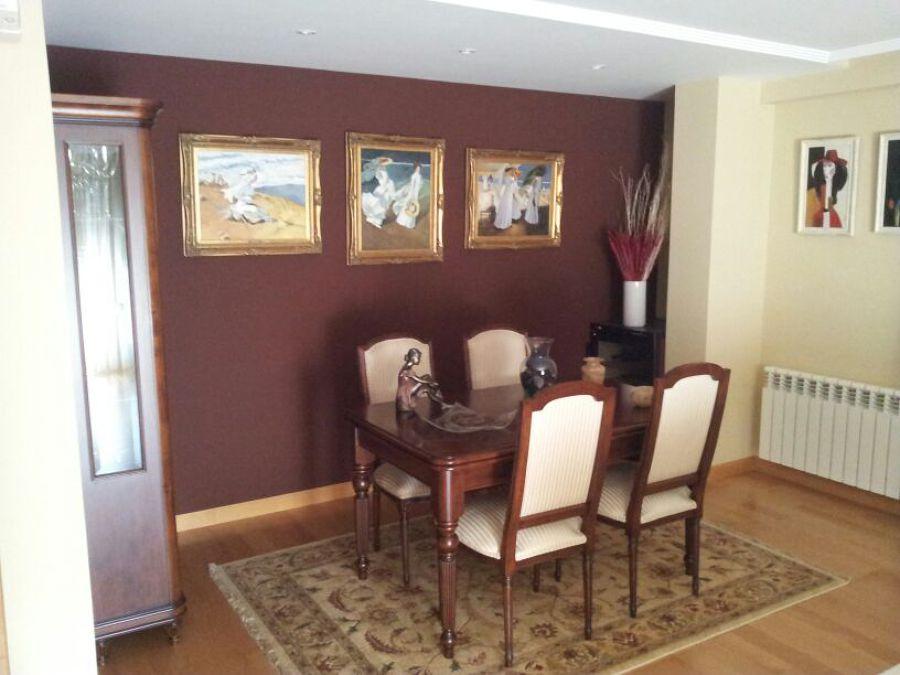 Foto pintura salon de coectra sl 553394 habitissimo - Pintura pared salon ...