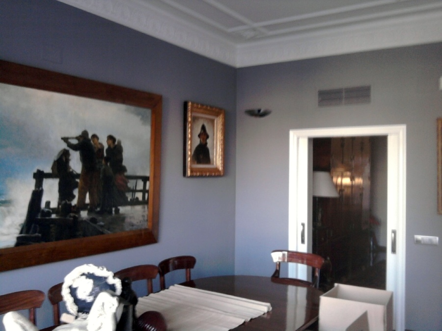 Foto pintura y lacado de muebles de pmg pintura for Pintura decorativa muebles