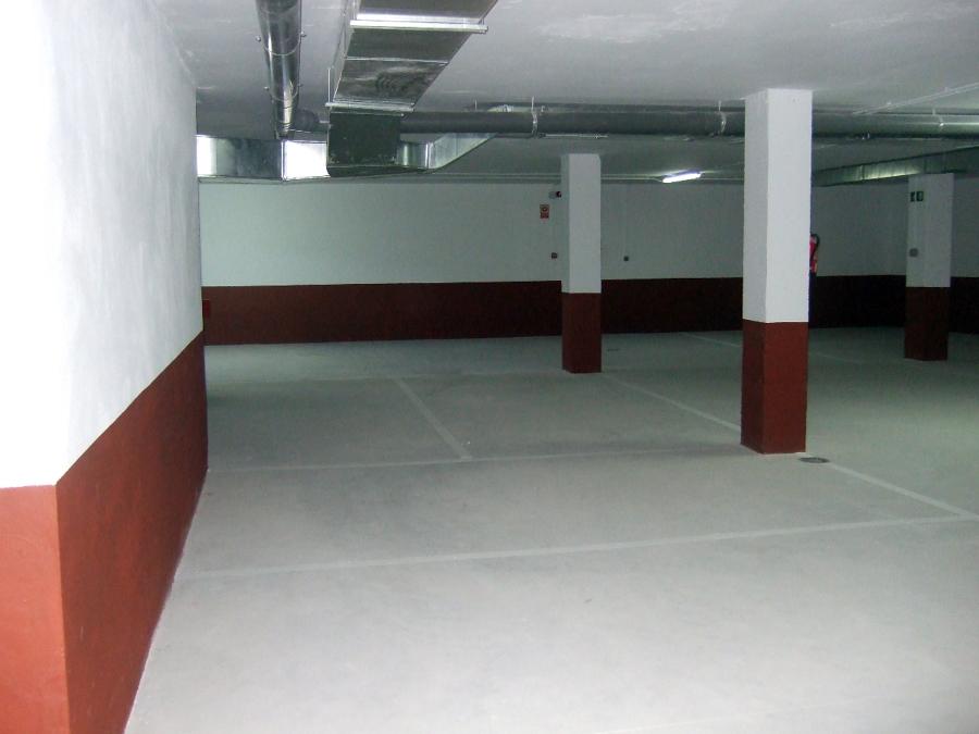 Foto pintura y suelo garaje de rehabilitaciones vinmar s - Pintura de garaje ...