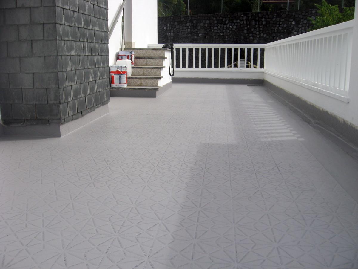 Foto pinturas impermeabilizantes de fabricaci n de - Impermeabilizantes para terrazas ...