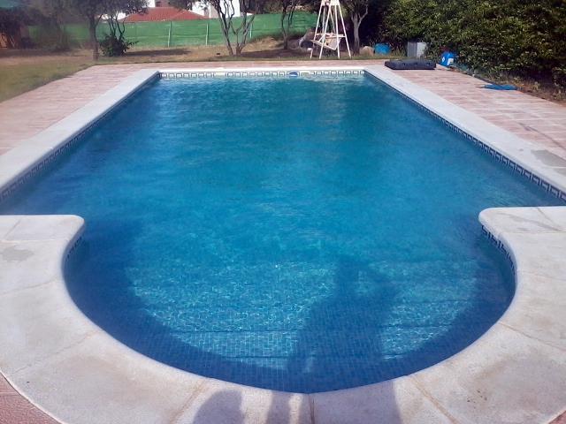 foto piscina 6x12 de construcciones y piscinas adrian