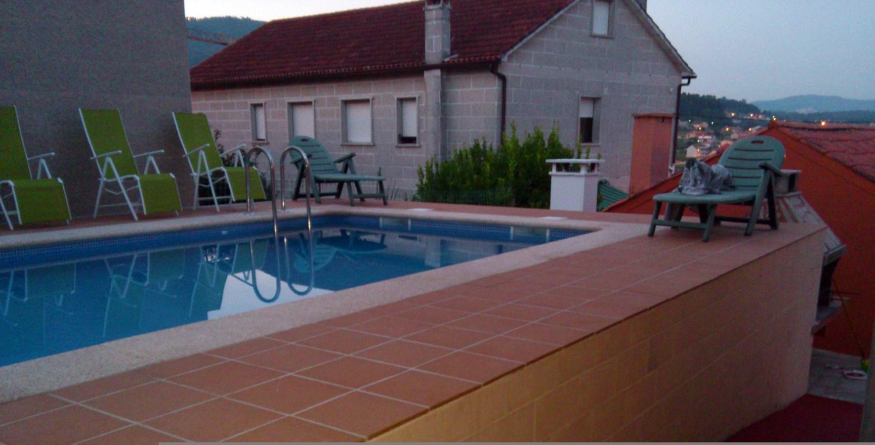 Foto piscina 7x3 m de piscinas fraiz 387457 habitissimo for Empresas que construyen piscinas