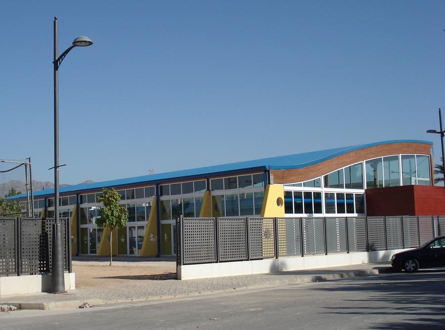 Pabellón Piscina Cubierta Beniel (Murcia)