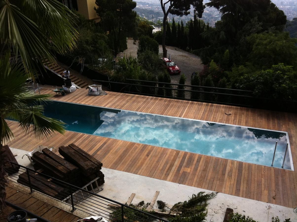 foto piscina castelldefels de servicat castelldefels s l