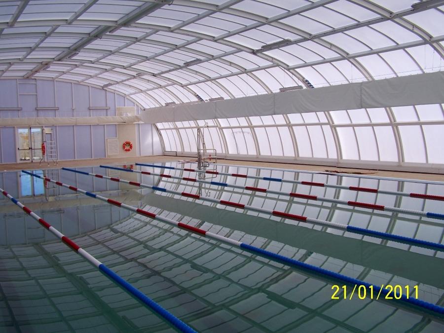 foto piscina climatizada la lastrilla de inserma