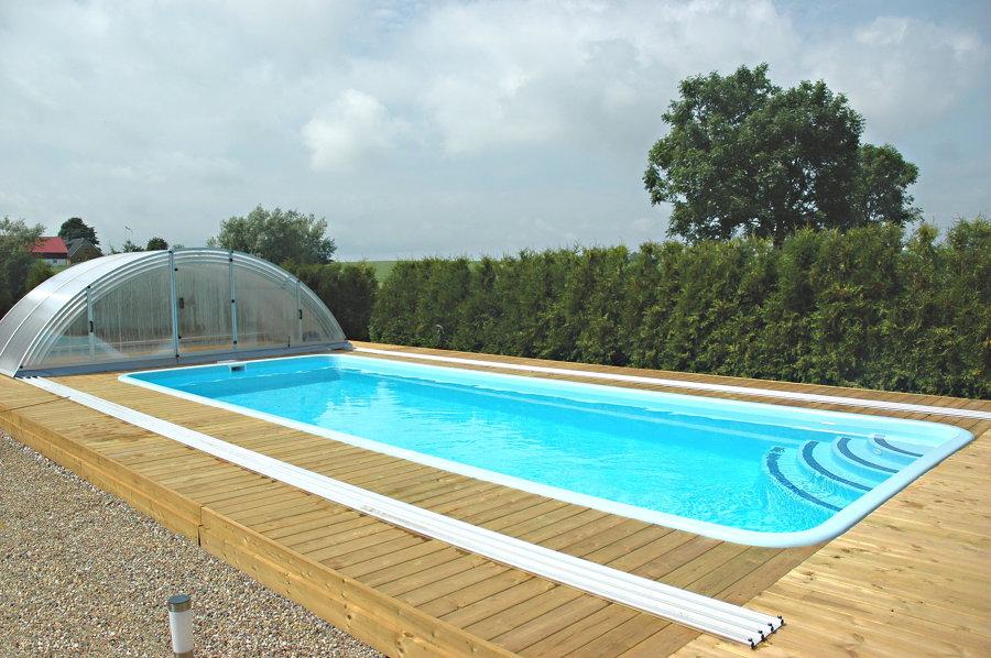 Foto cubierta piscina en las lomas de grupo oceanwave s l for Piscinas cubiertas salamanca
