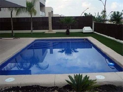 Foto piscina de 8x4 de piscinas playasol 277560 - Costo piscina 8x4 ...