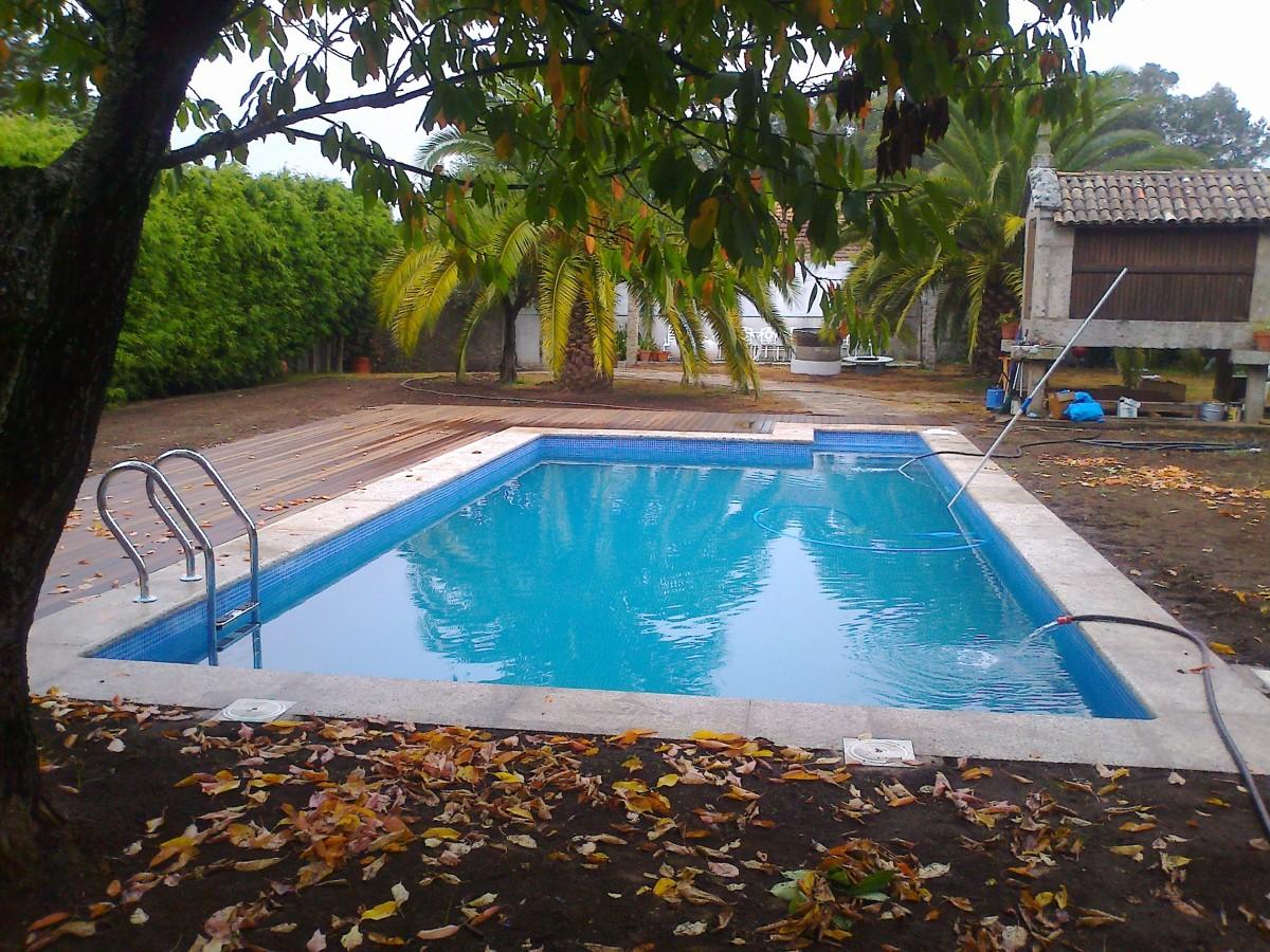foto piscina de 9x4 m de piscinas fraiz 387461 habitissimo
