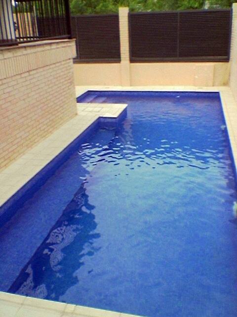 Foto piscina de dise o de obrasreforom obras y servicios for Diseno de piscinas camaroneras