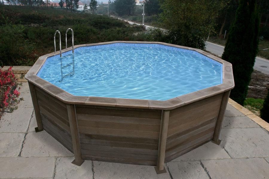 Foto piscina de hormig n de vicvimar 712830 habitissimo - Piscina de hormigon ...