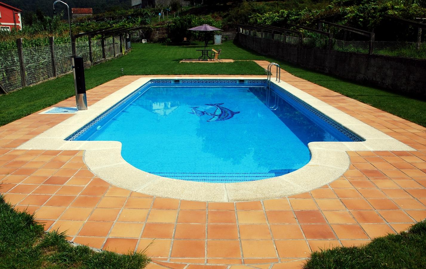 Foto piscina de jard n de piscinas fraiz 387462 for Piscinas de jardin