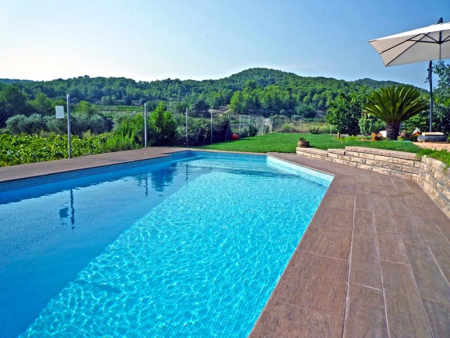 Foto piscina de obra de tienda piscinas s l 400827 - Piscina de obra ...