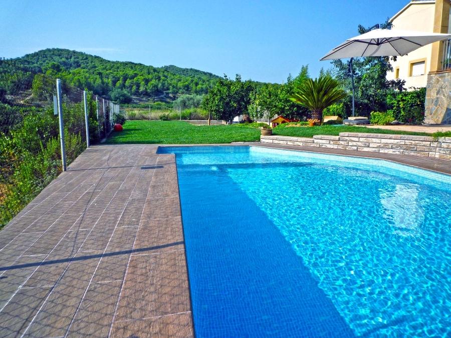 Foto piscina de obra de tienda piscinas s l 400828 - Piscina de obra ...