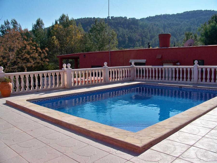 Foto piscina de obra de conpef 576685 habitissimo for Piscinas obra