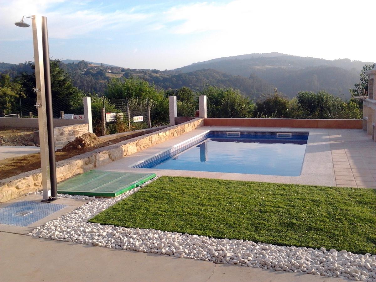 foto piscina en chalet adosado de piscinas fraiz 387449