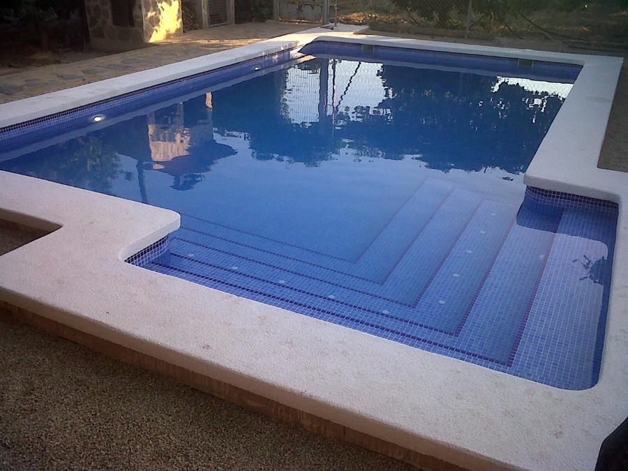 foto piscina en puente tocinos de piscinarte 260590