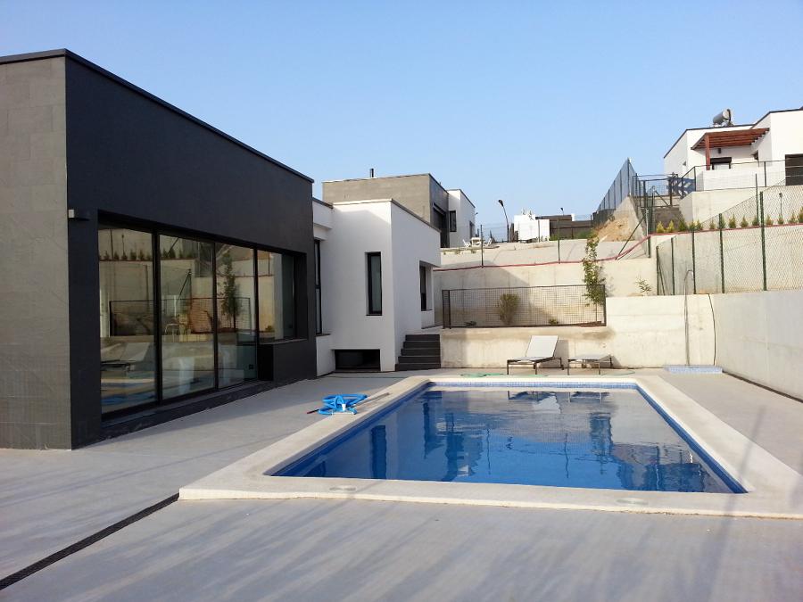 piscina en Urb. La Quinta