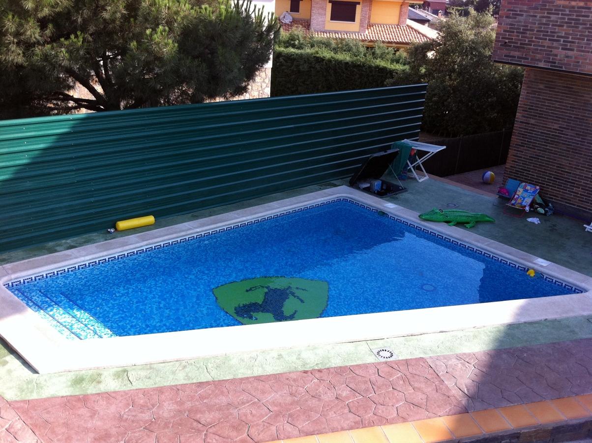 Foto piscina ferari madrid de jardines paco s l 208877 for Piscina climatizada madrid