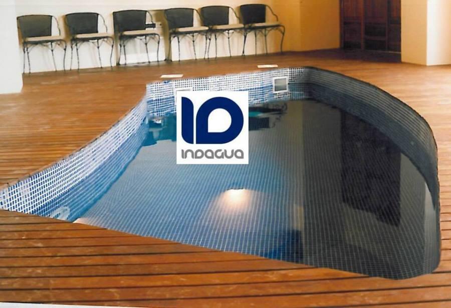 Foto piscina interior de indagua 732749 habitissimo for Piscina interior