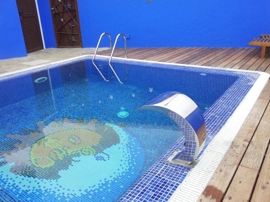 Foto piscina la rom ntica de instalaciones t cnicas for Piscina climatizada teruel
