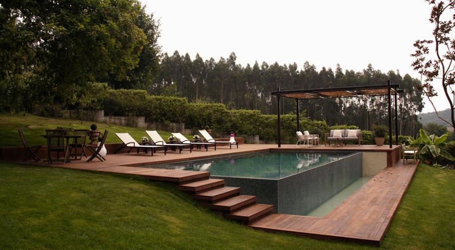 Foto piscina moderna de piscimar pool 182391 habitissimo - Piscina arabial granada precios ...