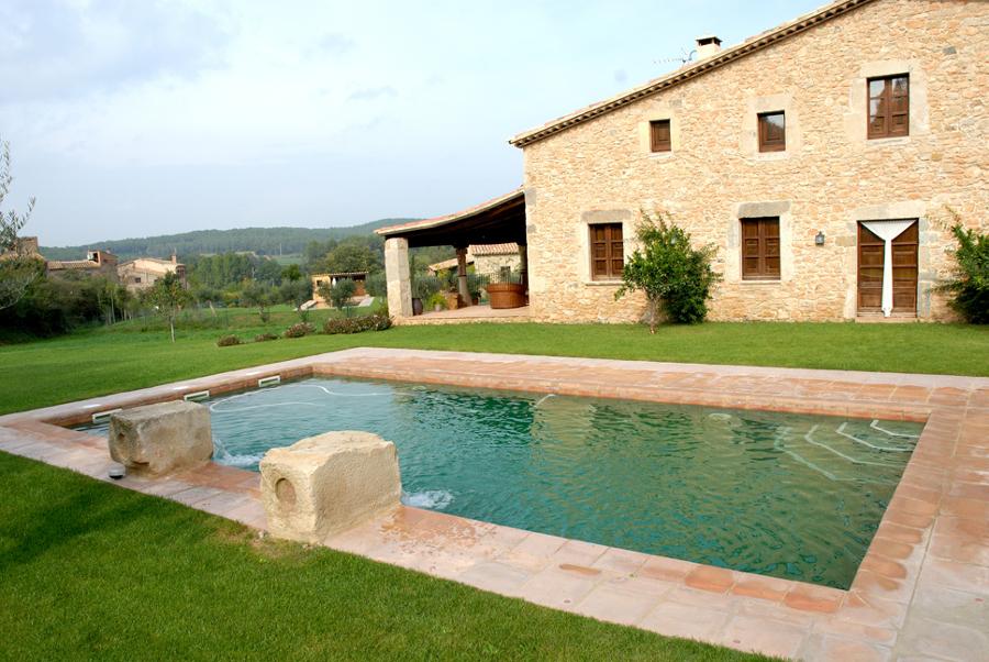 foto piscina r stica de piscines ramser s a 451122
