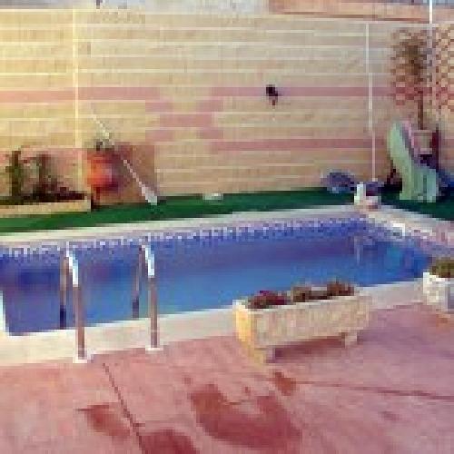 Foto piscina vivienda en lillo toledo casa de la abuela for Piscina juan de toledo