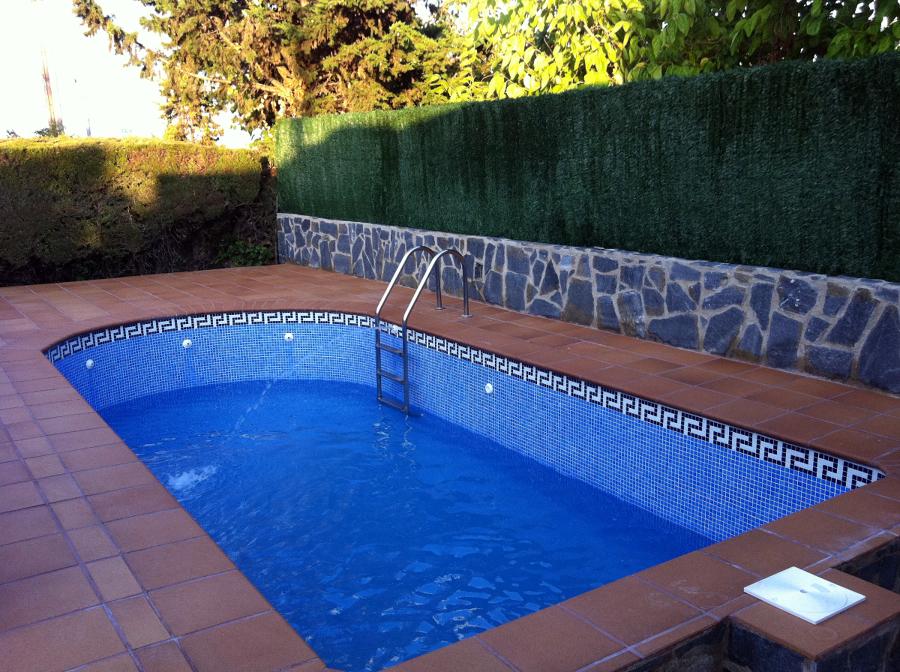Foto piscina de reformasgarraf com 326531 habitissimo for Construccion de piscinas en granada