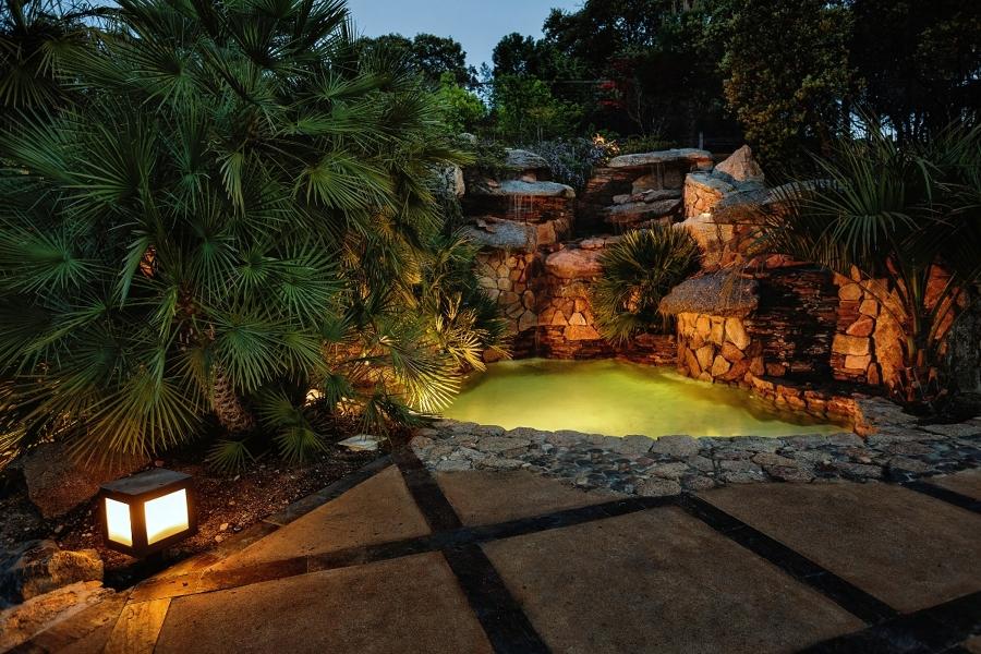 Foto piscina de pedro alajarin paisajismo 349127 for Paisajismo para piscinas