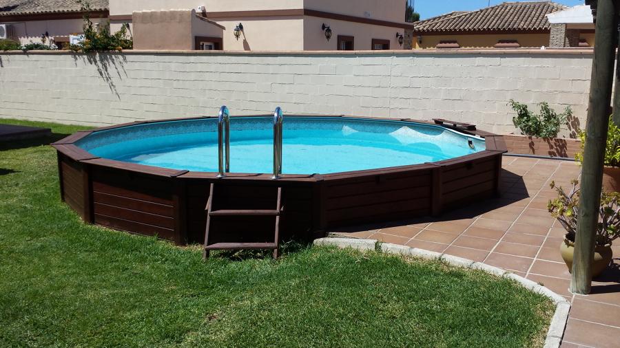 Foto piscina de hnos fuentes 636103 habitissimo - Fuentes para piscinas ...