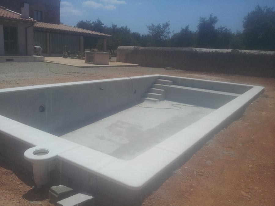 Foto piscina de piscinas antonio lara s l 717066 for Piscina huerta de lara