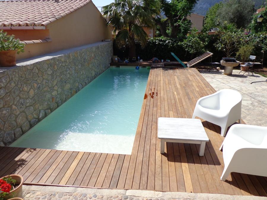Foto piscinas jm rustic de piscines jm rustic 577341 for Cuanto cuesta piscina obra